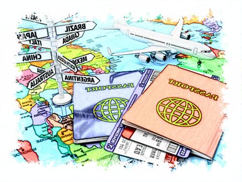 国外签证资料翻译费用是多少?
