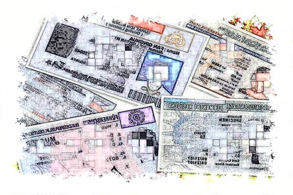 湖南长沙国外驾照换取国