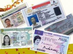 国外驾照翻译(英国驾照