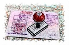 翻译公司分享国外常见签