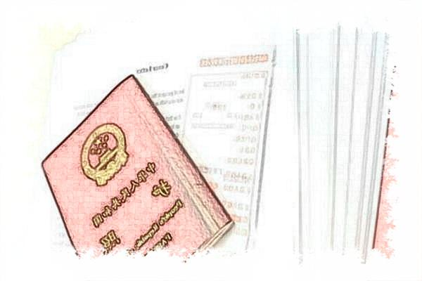 西班牙语翻译留学签证材料翻译模板