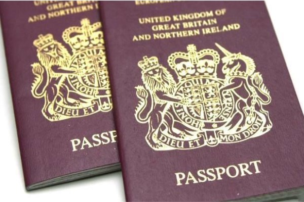 英国护照翻译件
