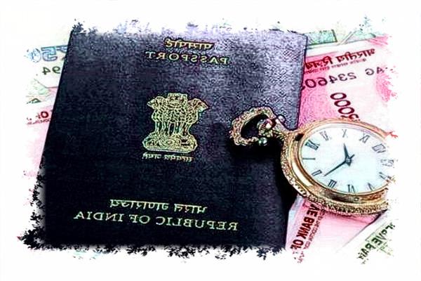 印度护照翻译中文国外护照翻译中文案例