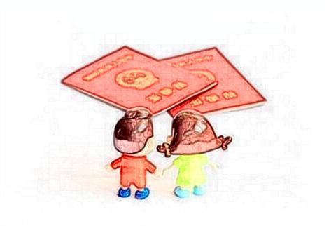 缅甸结婚证翻译