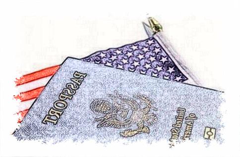 美国护照翻译