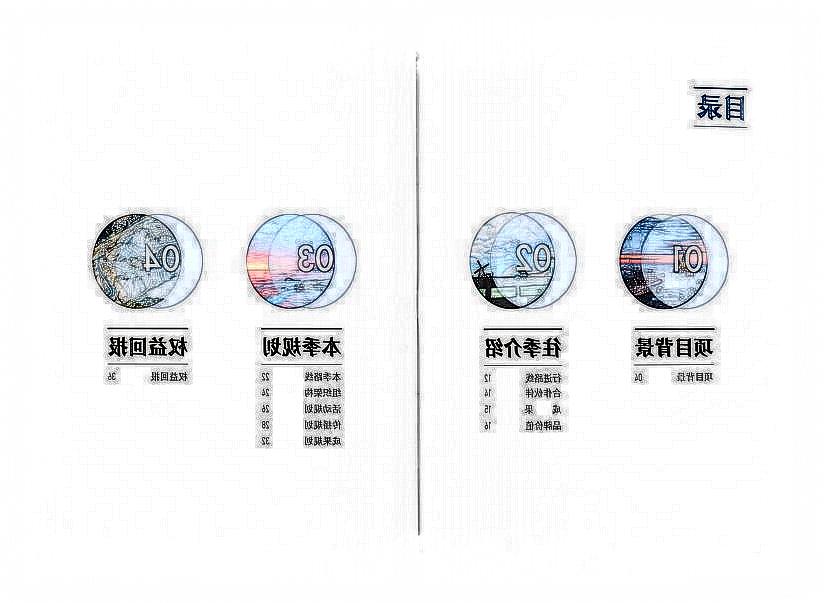 宣传册英文翻译