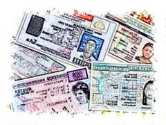 韩国驾照换取国家驾照对应国内车型等级驾照翻译