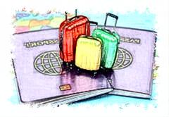 翻译国外签证材料每页多少钱?