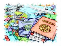 签证翻译机构出国留学申请材料文件翻译有哪些
